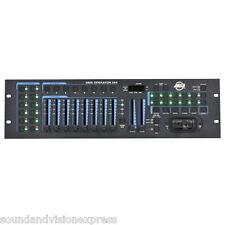 American DJ ADJ DMX Operator 384 384-Channel LED Lighting Light Controller +MIDI
