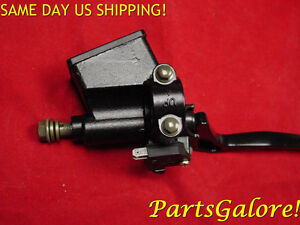 Right Brake Master Cylinder Honda Helix CN250, Chinese & European Scooters