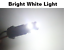 4x-T10-White-LED-Wedge-Lights-Bulbs-Car-5-SMD-5050-DC-12V-W5W-Parking-Lamp thumbnail 3