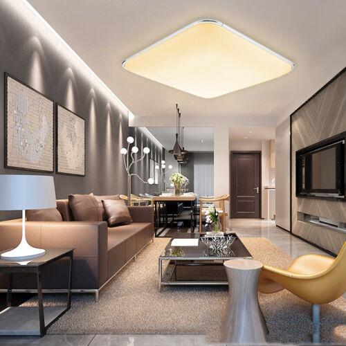 18W LED Deckenlampe Wohnzimmerlampe Küchenleuchte Badleuchte Kronleuchter IP44