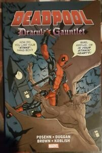 Marvel - Deadpool: Dracula's Gauntlet Softcover Graphic Novel