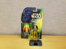 Kenner Star Wars Power of the Force Bespin Han Solo figure, Brand New!