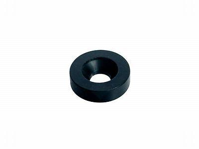 4 Stk Halspitten/Unterlegscheiben ML-Factory® für Senkkopfschrauben 15mm schwarz