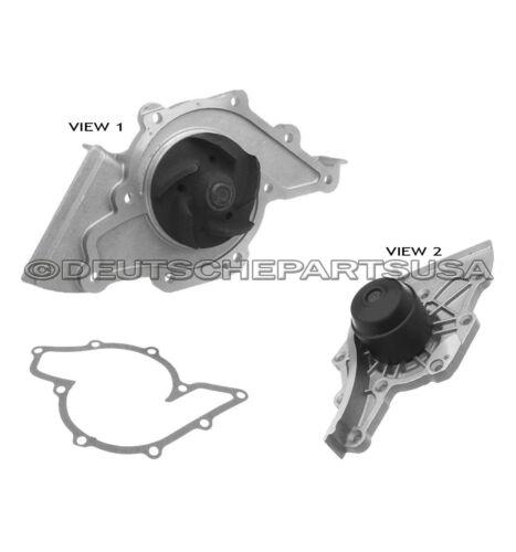 AUDI A8 QUATTRO ENGINE COOLING WATER PUMP W// METAL IMPELLER 077121004HX