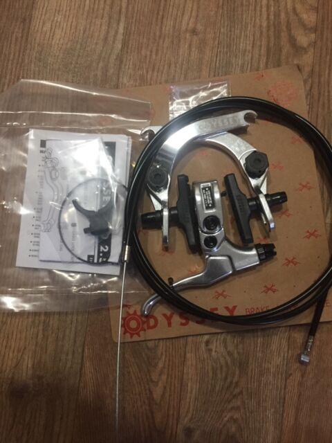 Odyssey Evo 2.5 Brake Kit Hot