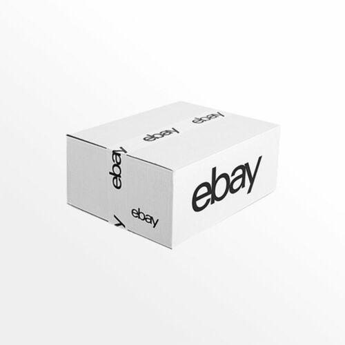 25 x Faltkarton 335x260x135mm Paket Verpackungskarton Post Schachtel  Logo