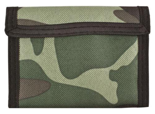 BCB Homme Armée Militaire Combat Argent Voyage Pouch Nylon Portefeuille Sac DPM Camo NEUF