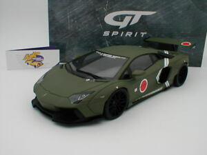 GT-Spirit-GTS18502K-Lamborghini-Aventador-034-LB-Performance-Fighters-034-1-18-NEU