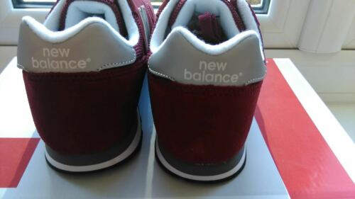 Zapatillas Balance Smart New Burgundy Uk 9 de Classics Ml373bn Tamaño casuales deporte nXpqqUS