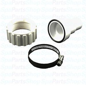 Pool Spa Filter Or Pump Union Adapter Pvc Hose To 1 5 Union Fitting 400 9280