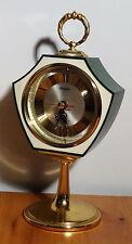 vintage 70s clock - Mechanische Wecker Tulip Uhr  space age - made in Japan