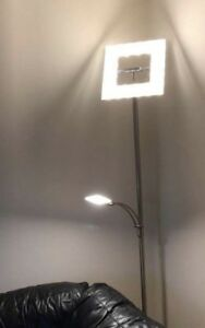 Father child uplighter floor lamp energy saving livarno lux image is loading father amp child uplighter floor lamp energy saving mozeypictures Choice Image