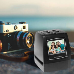 LCD Film Negative Scanner Viewer Convert 35mm 135 Films Slide to Digital JPEG