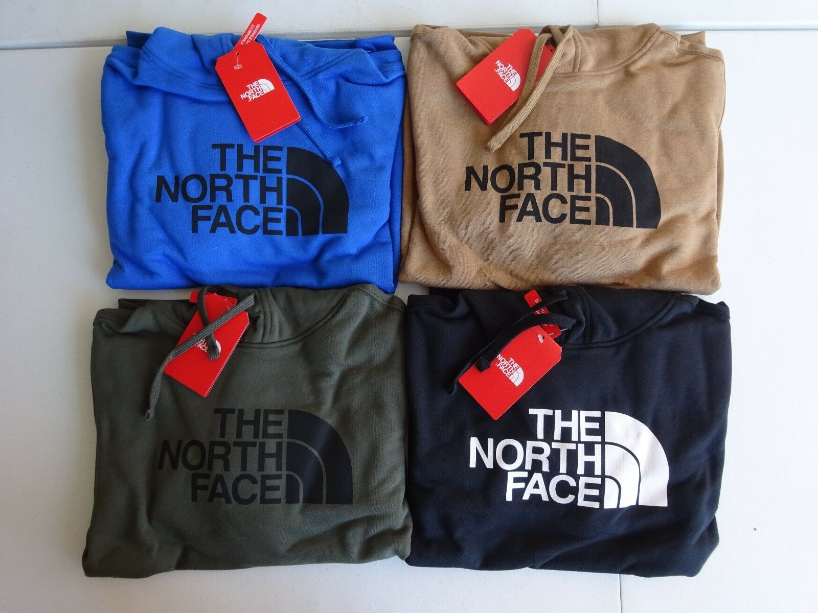 North Face Men's Half Dome Hoodie NWT Winter 2018 LINE