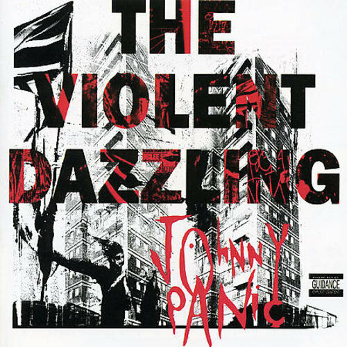 the violent dazzling by johnny panic cd may 2005 concept music