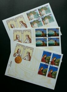 SJ-Portugal-Sagas-And-Legends-1997-stamp-FDC