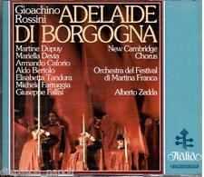 Rossini: Adelaide De Borgogna / Zedda, Devia, Caforio, Dupuy, Tandura - CD