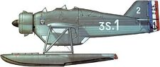 Lioré et Olivier LeO H-43 Reconnaissance Seaplane Aircraft Wood Model Large New