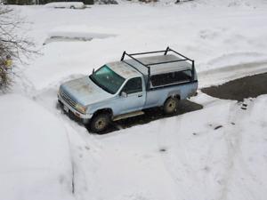 93 Toyota T100