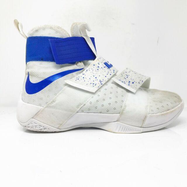 Size 7.5 - Nike LeBron Soldier 10 Hyper