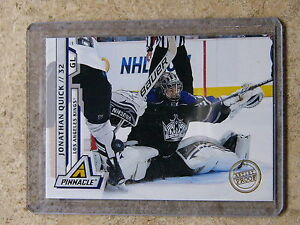 10-11-Panini-Pinnacle-Artist-Proof-Parallel-JONATHAN-QUICK-107