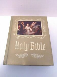 1964-Family-Size-Holy-Bible-Master-Reference-Edition-Heirloom-Red-Letter-Edition