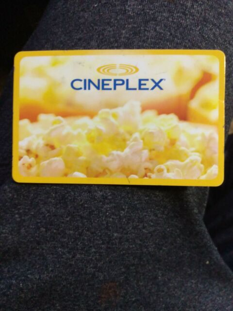 $25 cineplex odeon