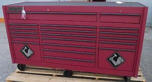 Armstrong Triple Bay Rollaway Tool Chest 16 790 Usa No