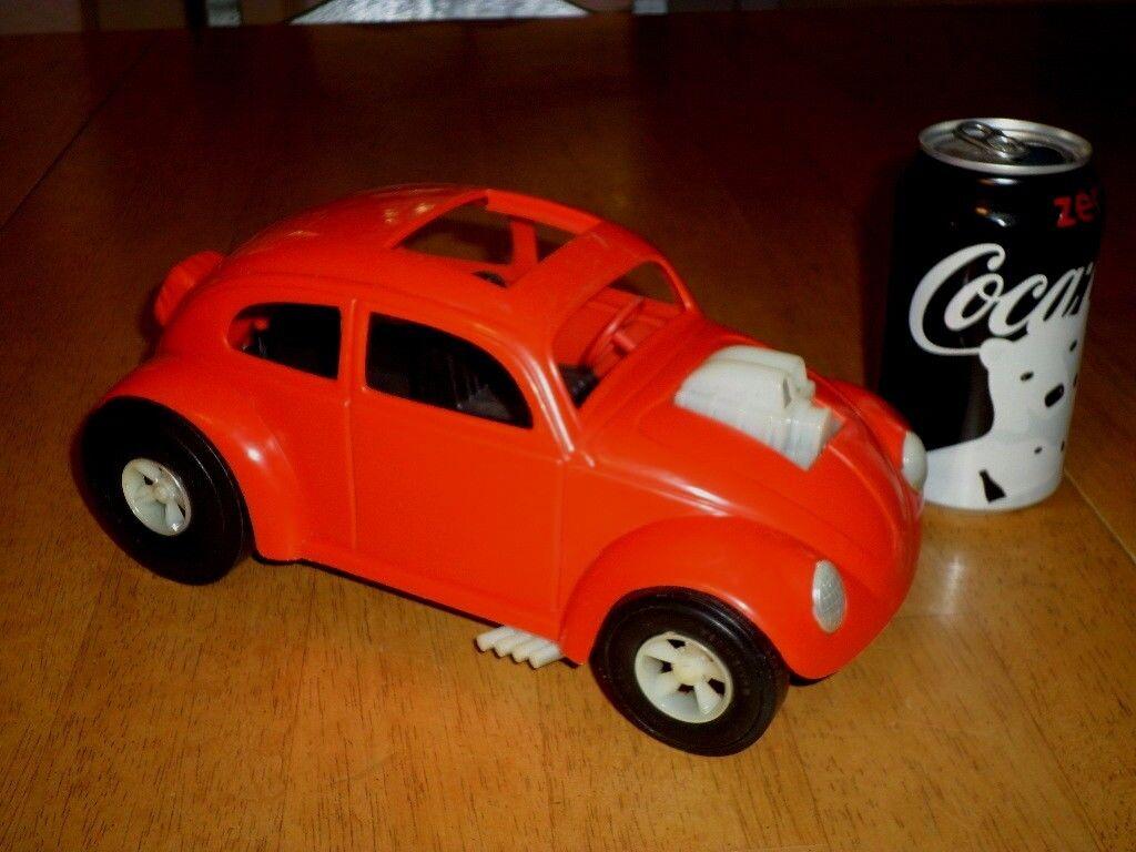 [ HAWK MODEL CO.] VW BAJA BUG PLASTIC TOY, SCALE: 1/10, VINTAGE USA  1970 yr.