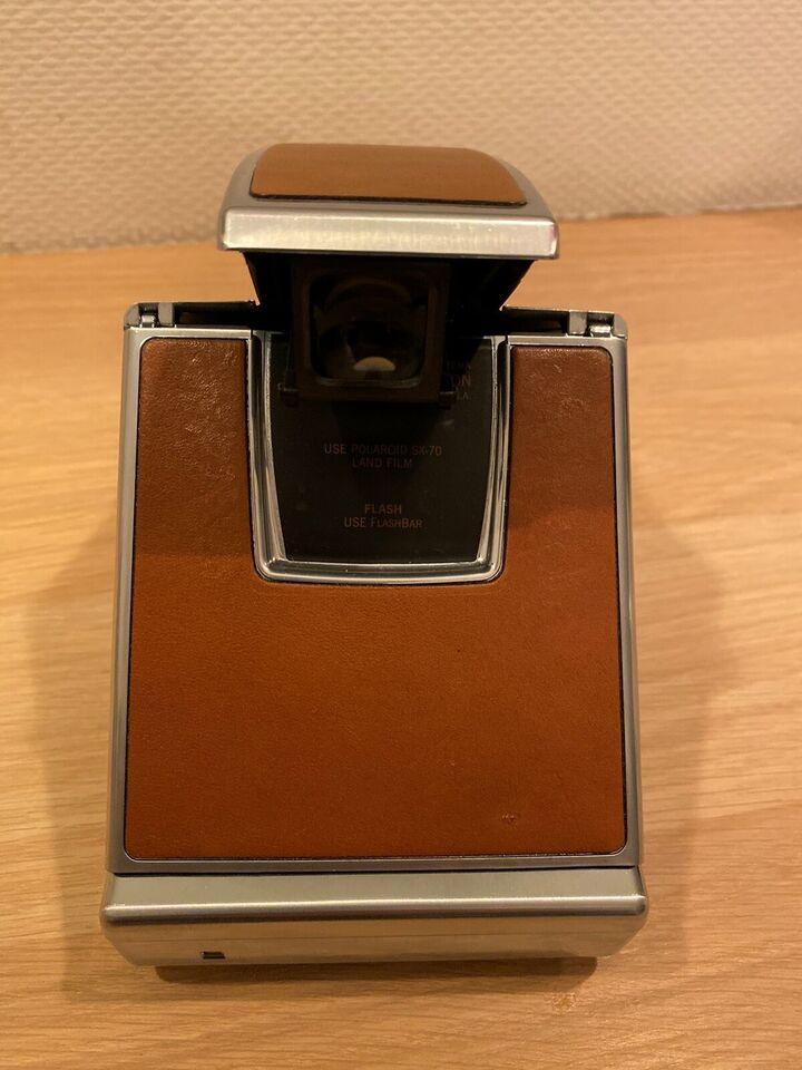 Polaroid, SX-70, God
