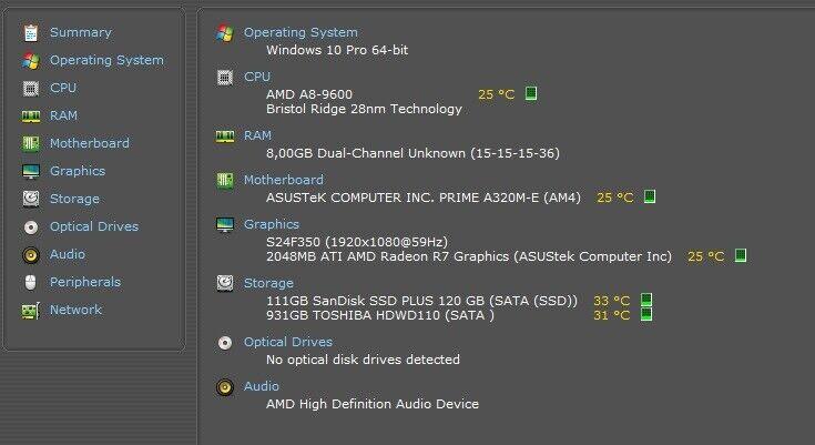 Andet mærke, Komplet gamer setup Absolut Fierce EXILE PC,
