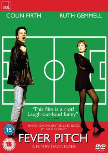 Mark Strong, Lorraine Ashbo...-Fever Pitch DVD NEW