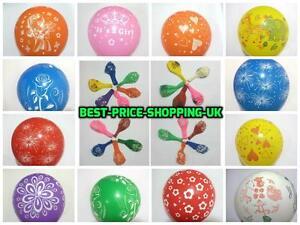 12-034-PRINTED-Latex-BIG-Balloons-Disney-Frozen-Birthday-Party-Kids-BALOONS-Ballons