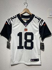Nike Cincinnati Bengals AJ Green NFL Jersey On Field Dri-Fit Size ...