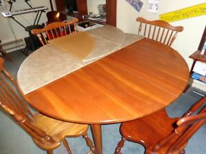 Image Is Loading Harden Solid Cherry Dining Room Set