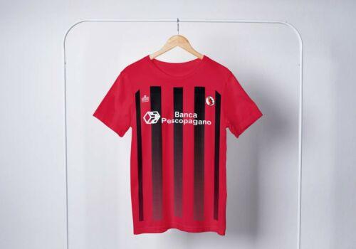 tshirt casual vintage jersey FOGGIA 1991-92 calcio satanelli zemanlandia footbal