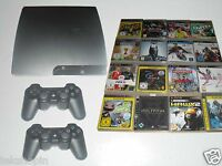 Original Sony PS3 Konsole + 1-2 Controller - Playstation 3 ( 12-500GB )