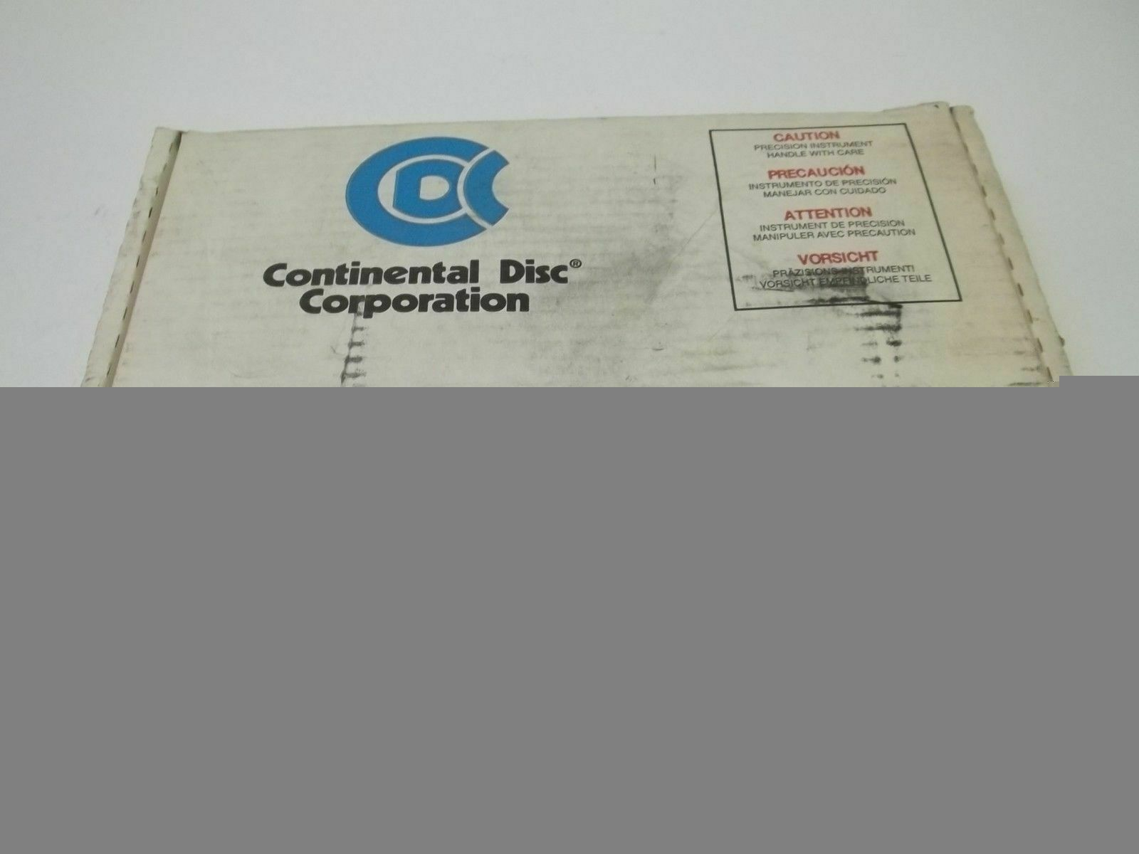 CONTINENTAL DISC 3  ENVIpinkAL II NEW IN BOX