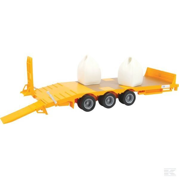 Britains Kane Low Loader 1 16 Scale Model Toy Gift Christmas Lorry Trailer