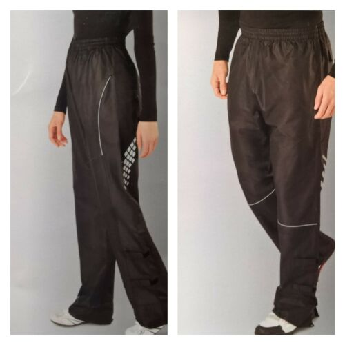 Rain Trousers Cycling Bicycle Pants Sports Windproof Waterproof Breathable Radhose