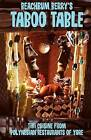 Beach Bum Berry's Taboo Table by Jeff Berry (Paperback / softback, 2013)