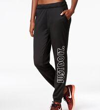 Nike Dri-fit Just Do It Light Weight Fleece Pants, Dark Grey Heather, Sz. Medium