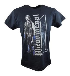 AJ Styles Phenomenal One Pose WWE Mens Black T-shirt