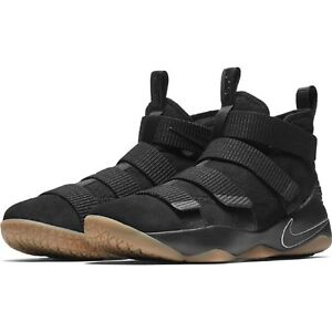 98ba2e0f9ed4 Image is loading Nike-LeBron-James-Soldier-11-Sneaker-Men-039-