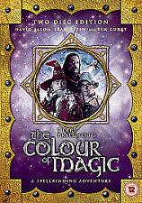 Terry Prachet -The Colour Of Magic (DVD, 2008, 2-Disc Set) David Jason
