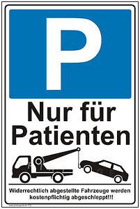 Parkschild, Parking Danger Stationnement Interdit Panneau Stationnement Interdit P33+-ild Parken Verboten P33+ Fr-fr Afficher Le Titre D'origine
