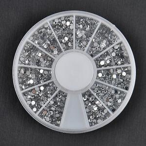 2400PCS-Nail-Art-1-5mm-Rhinestones-Glitter-Diamond-Gems-3D-Tips-Decoration-Wheel