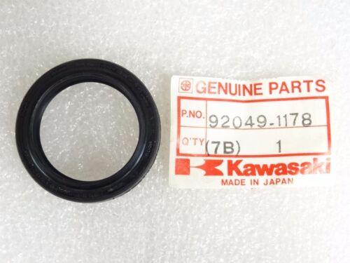 Kawasaki NOS NEW 92049-1178 Fork Oil Seal KZ ZN ZX KZ1000 ZN1100 ZX900 1984-2001