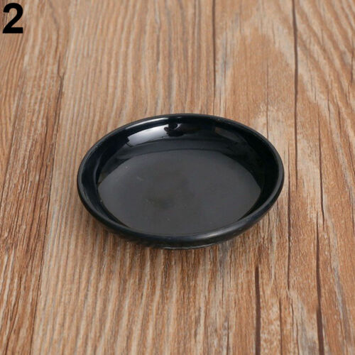 RA/_ Durable Melamine Small Round Sushi Sauce Dip Spices Dish Bowl Party Little