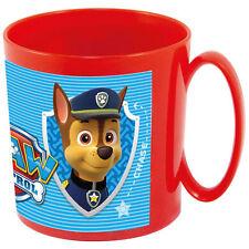 Nickelodeon Paw Patrol Hundestaffel große Kunststoff Tasse Becher 350ml Pott NEU